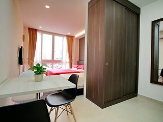 Brand New Designer Studio 5 mins to Bugis - 302 - Singapore vacation rentals