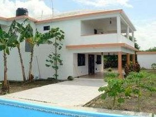 Beautiful 3 Bedroom 3 bath private Villa minutes from the Juan Dolio Beach - Juan Dolio vacation rentals