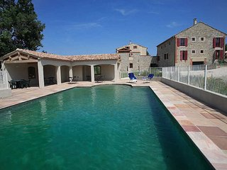 Chardonay vacation apartment rental in Provence France with pool sleeps 6 - Lezan vacation rentals