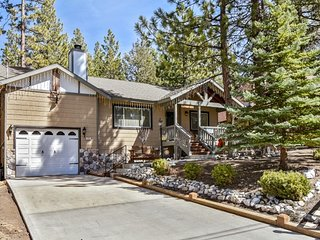 Beautiful House with Deck and Internet Access - City of Big Bear Lake vacation rentals