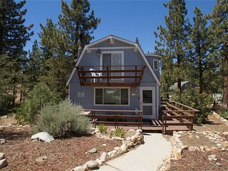 Cozy House with Deck and Television - Big Bear City vacation rentals
