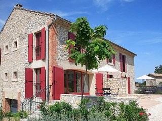 Viognier, vacation rental South France with pool sleeps 6 - Lezan vacation rentals