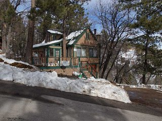 3 bedroom House with Deck in Fawnskin - Fawnskin vacation rentals