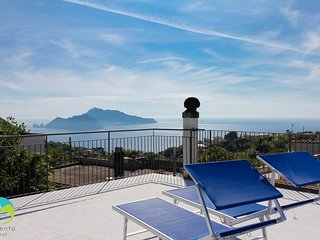 Terrace on the two bays - Nerano vacation rentals
