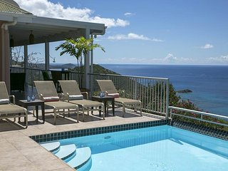 Cozy Villa with Private Outdoor Pool and A/C - Rendezvous Bay vacation rentals