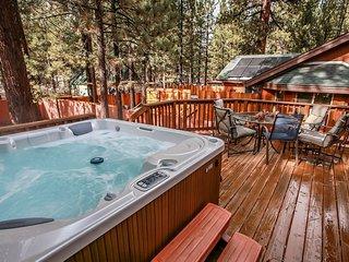 1641 - Timber Wolf Den - Big Bear Lake vacation rentals