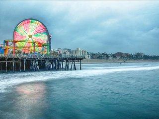 SANTA MONICA:  2 bed Walk to the Beach, Pier and Shopping! - Santa Monica vacation rentals