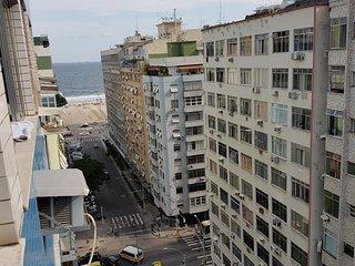 apto de quarto e sala na praia de copacabana - Rio de Janeiro vacation rentals