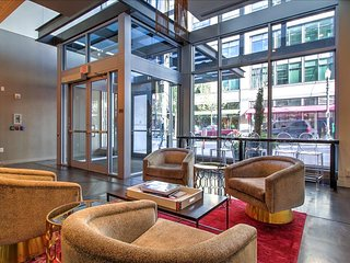 Two Bedroom Apartments in the Center of the Pearl District - Portland vacation rentals