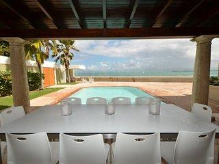 Casita Playa Luxury Oceanfront Villa at Punta Las Marias, San Juan - San Juan vacation rentals