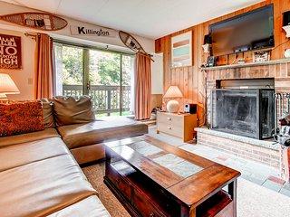 2 bedroom House with Balcony in Killington - Killington vacation rentals