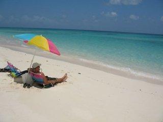 Jolly Mon - Luxury Newer Beach Home on Pristine Pink Sandy Beach - North Palmetto Point vacation rentals