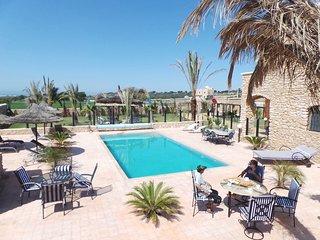 Très belle villa grand confort en bord de mer au calme avec piscine chauffee - Sidi Kaouki vacation rentals