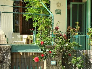 Authentic Provençal village house with sun terrace and WiFi - Bourdeaux vacation rentals