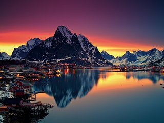 Huset på Reine i vakre Lofoten - Reine vacation rentals