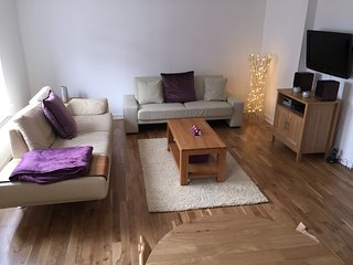 Claremont St AB10 Apt Central West End 2 free private allocated car spaces - Aberdeen vacation rentals