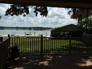Lake House with private beach right outside (The Villages, FL.) - The Villages vacation rentals