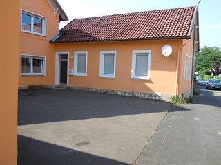 Appartment/kl. Haus mit eigenem Eingang, nah zur Messe und zum Zentrum - Bad Salzuflen vacation rentals