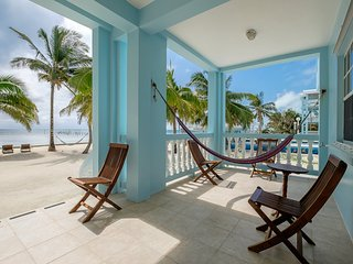 3 bedroom condo on your own private beach! -C1 - San Pedro vacation rentals