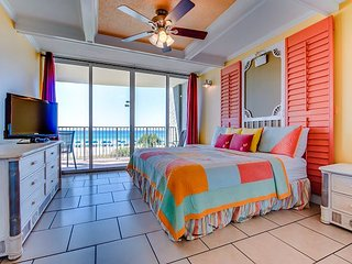 Don't miss our SPRING deals! Be the first to book this GULF FRONT condo now!! - Panama City Beach vacation rentals