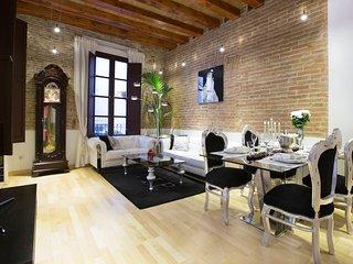 «CAESAR AUGUST - 2» • 2 Bedrooms • Luxury • Heart • Gotico • 5★ - Barcelona vacation rentals