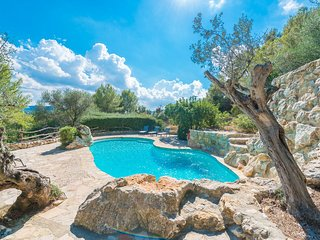 SON RIO VELL I - Villa for 6 people in Pollença - Pollenca vacation rentals