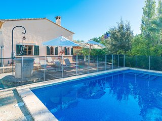 VISTA ALEGRE - Property for 6 people in Manacor - Cala Mandia vacation rentals