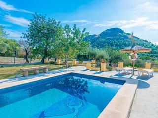 SA VALL DE CAN SEGUE - Villa for 6 people in Alcudia - Alcudia vacation rentals