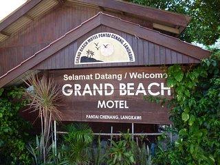 Grand Beach Motel - Family Quad (Terrace) - Pantai Cenang vacation rentals