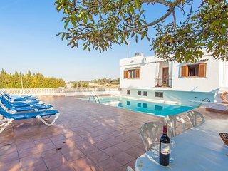 VILLA JOANA - Property for 10 people in Muro - Muro vacation rentals
