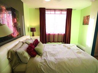 Pet Friendly Quiet Apartment Convenient Access YYC - Calgary vacation rentals