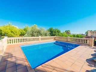 VILLA GARBALLÓ - Villa for 8 people in Marratxi - Marratxi vacation rentals