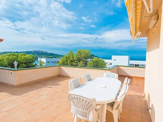 FORTAMARO - Apartment for 6 people in Santa Ponsa - Santa Ponsa vacation rentals