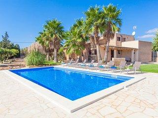 COCO DEN MOLA - Villa for 7 people in s'Alqueria Blanca - Porto Petro vacation rentals