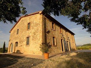 6 bedroom Villa in Guardistallo, Coast of the Etruscans, Tuscany, Italy : ref - Guardistallo vacation rentals