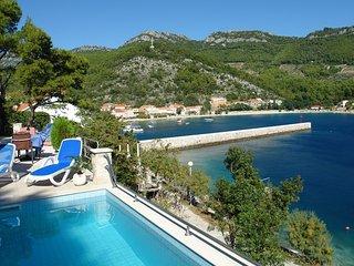 Villa Silencia-Two Bedroom Villa with Pool - Trstenik vacation rentals