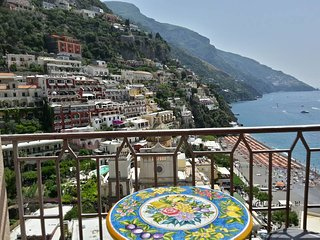 Romantic 1 bedroom Condo in Positano with Internet Access - Positano vacation rentals