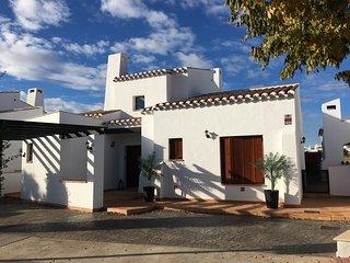 Holiday rental Casa Leslie, El Valle Golf Resort Murcia, Spain - Banos y Mendigo vacation rentals