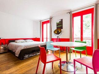 Paris Vacation Rental at Gabrielle's Garden in Montmartre - Paris vacation rentals