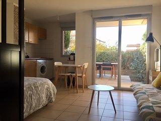 Studio & jardin idéal Perpignan WIFI PARKING - Saint-Esteve vacation rentals