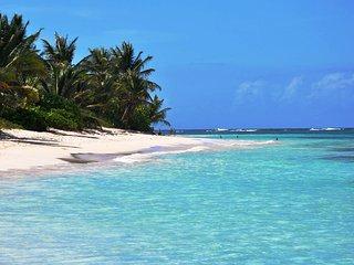 Special Offers Beachfront Garden Villa Next to Seven Seas Beach in Fajardo WIFI - Fajardo vacation rentals