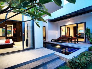 Modern 2-Bed Pool Villa in Layan - Layan Beach vacation rentals