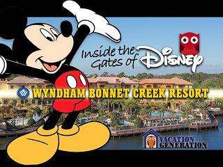 Wyndham Bonnet Creek Resort ツ 2BR/2BA Deluxe Condo! - Orlando vacation rentals