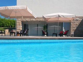 Romantic 1 bedroom Santo Tirso House with Deck - Santo Tirso vacation rentals