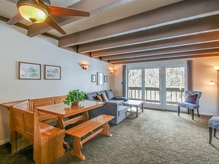 Modern, dog-friendly, waterfront condo near Donner Lake - great ski location! - Soda Springs vacation rentals