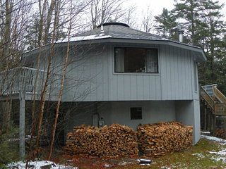 Private White Mountain Home only 5 miles to Waterville Valley Resort! - Campton vacation rentals