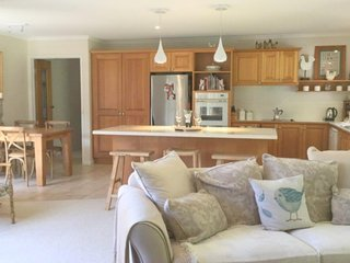 Lovely Family Home  sleeps 7 only 5 minutes walk to the fabulous BEACH - Somers vacation rentals