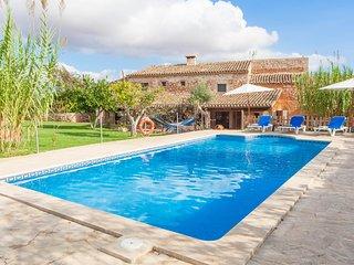 CAN NIN - Villa for 8 people in Santanyi - Santanyi vacation rentals