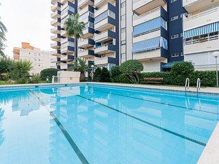 BARRAQUES - Condo for 6 people in Platja de Gandia - Grau de Gandia vacation rentals