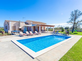 ES PLA DE BALAFI - Villa for 6 people in Sant Llorenç des Cardassar - Son Cervera vacation rentals
